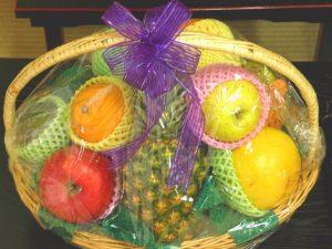 お供え物の果物