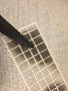 浴室乾燥機のフィルター